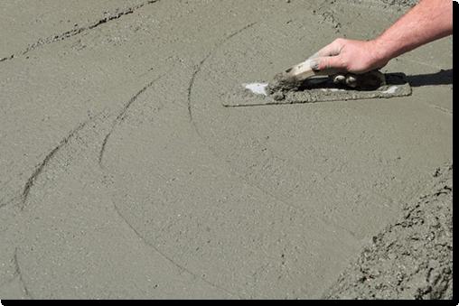 concrete contractor services Denver